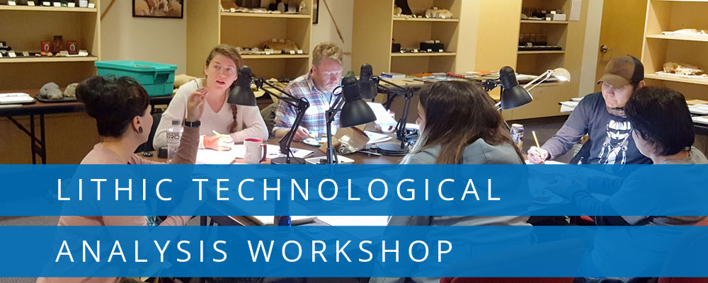 Lithic Analysis Workshop